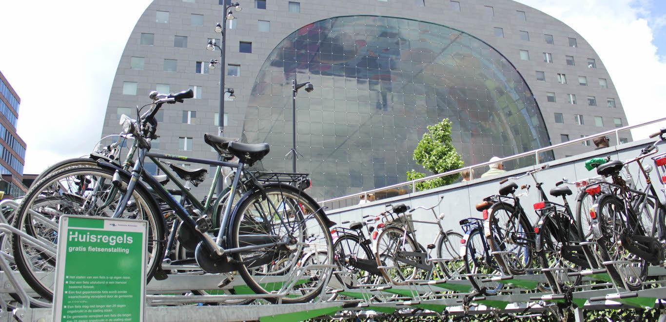 renting a bike in Rotterdam, fiets huren in Rotterdam, Bimbimbikes in Rotterdam, where can I rent a bike in Rotterdam, waar kan ik een fiets huren in Rotterdam, fietsverhuur Rotterdam blaak