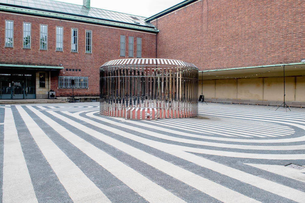 Art route in Rotterdam, Museum Park, Boijmans van Beuningen