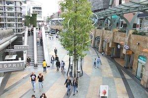 Koopgoot, Rotterdam, Nederland, Netherlands, Shopping Route in Rotterdam, winkelen in Rotterdam, shoppen in Rotterdam