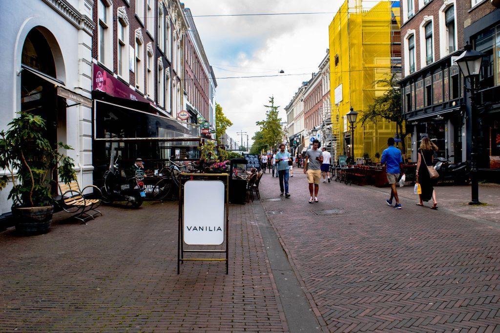 Nieuwe en oude binnenweg, new and old binnenweg, Rotterdam, Historic Route in Rotterdam, Geschiedenis in Rotterdam, History in Rotterdam