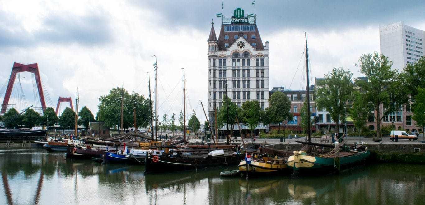 Oude Haven Historische Route Weekends In Rotterdam