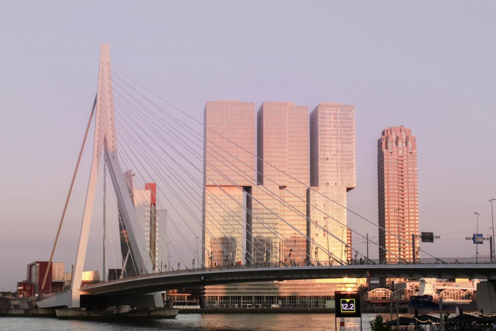 Highlight of Rotterdam route, Routes in Rotterdam, Weekends in Rotterdam