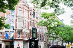 Art Route in Rotterdam, Witte de Withstraat, Boijmans van Beuningen, Kunsthal, Chabot Museum, Galleries Rotterdam, highlights route in Rotterdam