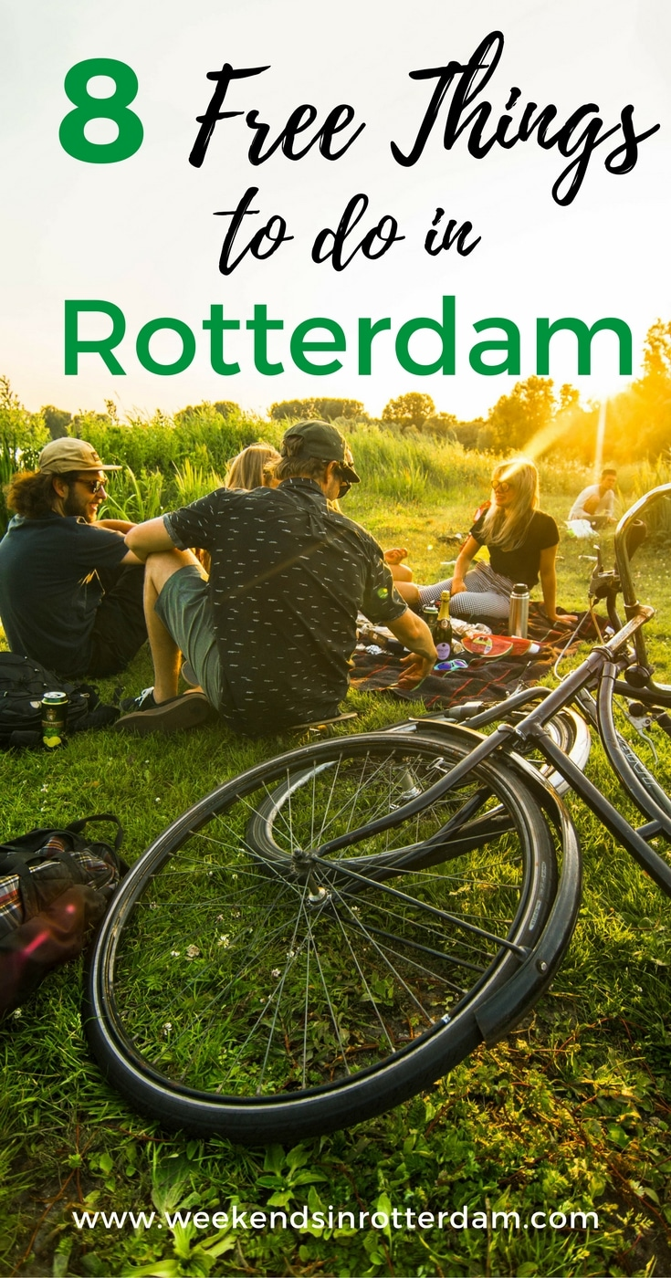 8 free things to do in Rotterdam, Rotterdam, Where to go in Rotterdam, gratis activiteiten in Rotterdam, #rotterdam, #netherlands, Leuke steden in Nederland, cool cities in the Netherlands, things to do in Rotterdam, Rotterdam inspiration, Architecture Rotterdam, Oude Haven, Luchtsingel, Nature parks Rotterdam, Street art Rotterdam, festivals Rotterdam, Bobbing forest Rotterdam, koopgoot, Lijnbaan