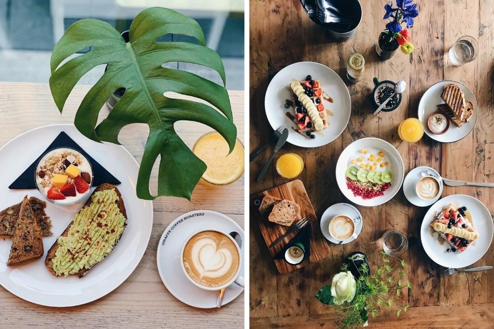 Backyard is een super vegan friendly hotspot in Rotterdam. Ze serveren hier ook allerlei lekkere ontbijtjes!