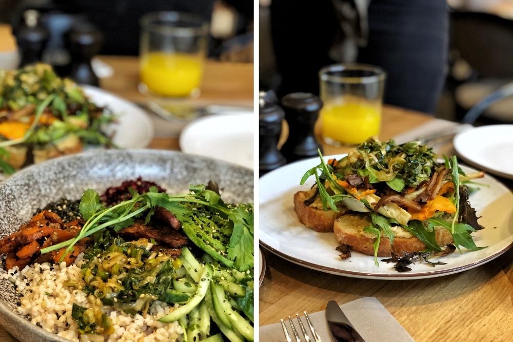 Bertmans is de ideale hotspot voor brunch of lunch in Rotterdam! Heb je in de middag trek in een ontbijtgerecht? Vanaf 11:30 uur kun je bij Bertmans aanschuiven voor de all day brunch, met heerlijke opties zoals de wentelteefjes, geitenkaas toast en ei en avocado toast. Of bestel een lekkere soep, salade of burger. Er zijn ook een hoop glutenvrije, veganistische en vegetarische opties.