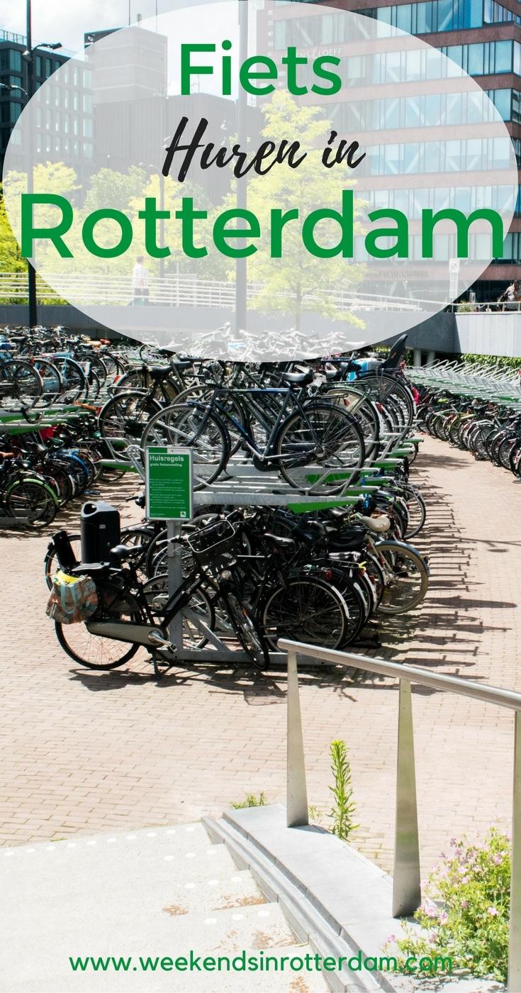 Weet je niet precies waar je een fiets kan huren in Rotterdam? Lees dan in dit artikel hoe je een fiets kan huren in Rotterdam en waar je een fiets kan huren in Rotterdam.