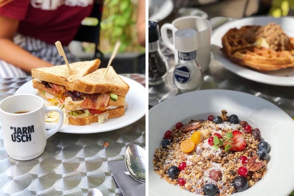By Jarmusch is een populaire hotspot in Rotterdam voor een lekker ontbijtje.