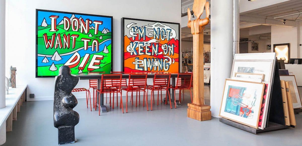 Kunstuitleen in Rotterdam, Kunst in Rotterdam, Art in Rotterdam, betaalbare kunst in Rotterdam, het ontstaan van de kunstuitleen in Rotterdam, wat is de kunstuitleen in Rotterdam, alles wat je moet weten van de kunstuitleen in Rotterdam, affordable art in Rotterdam