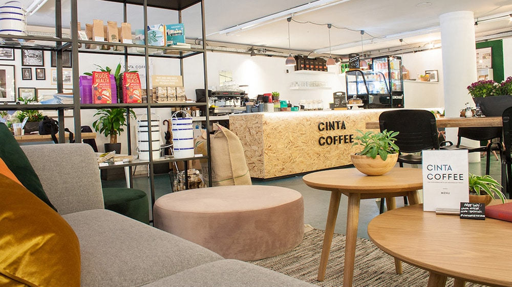 Find the best coffee places in Rotterdam!