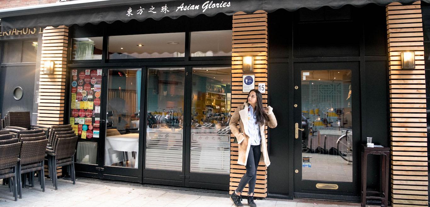 Ask the Local in Rotterdam met Selma van Slobbe. Rotterdammer Selma verteld over haar favoriete hotspot in Rotterdam: Asian Glories.