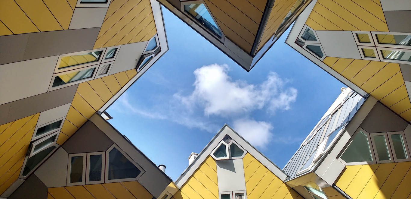 Olivia de Beukelaer shares 6 curious things about Rotterdam from an expat point of view