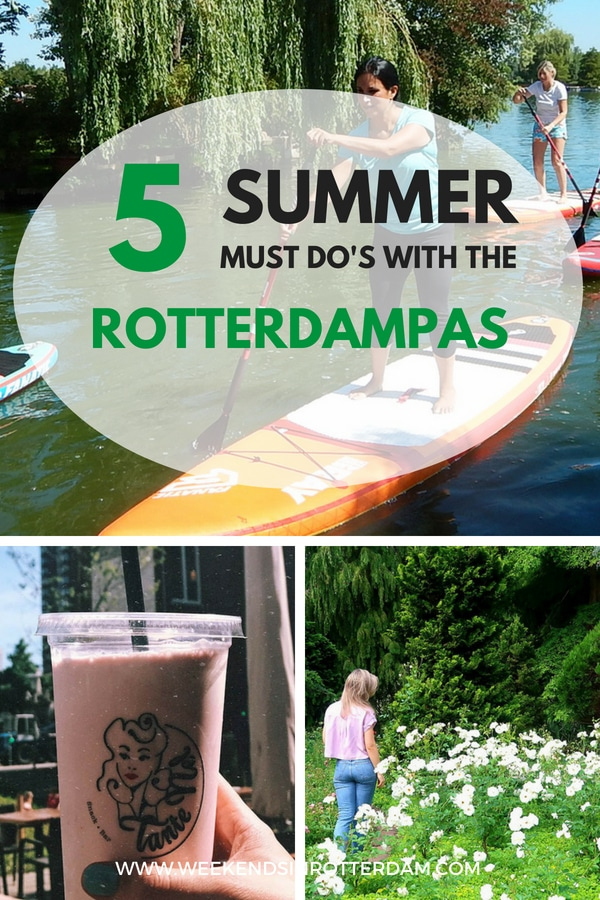 Summer is there! That means relaxing, but also having lots of fun. With the Rotterdampas you can do a lot of fun activities during the summer. In this list we share five activities that you can do for free or with a discount when you have the Rotterdampas. Ideal, right? Enjoy! #Rotterdam #Netherlands