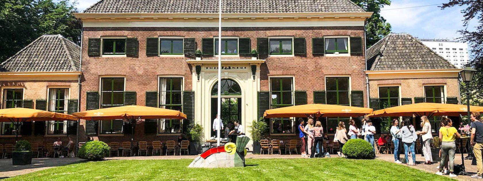 Het prachtige Dudok in het Park in Rotterdam!