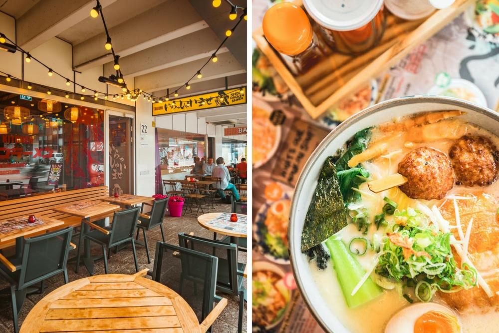 Sapporo Ramen Kitchen Rotterdam is onderdeel van Takumi, maar er is zeker wel een verschil. Bij Sapporo werken ze namelijk met kippenbouillon!
