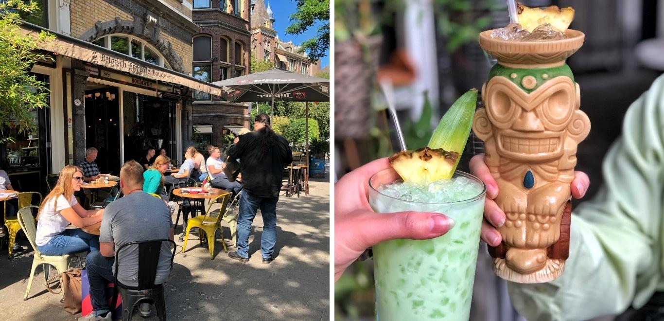 De zon schijnt en gelukkig zijn er in Rotterdam genoeg plekken om ervan te genieten! Wij delen daarom de beste terrassen - m?t een goed uitzicht - in Rotterdam om een hapje te eten of een drankje te drinken.