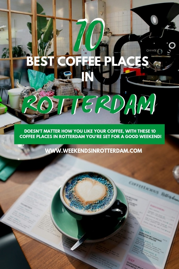 There are plenty of coffee tents in Rotterdam. But that makes choosing extra difficult! We are happy to help you and therefore share 10 best places to enjoy a cup of coffee. Nice, cozy spots in Rotterdam to relax during a typical Dutch, rainy day or in the sun on a terrace.