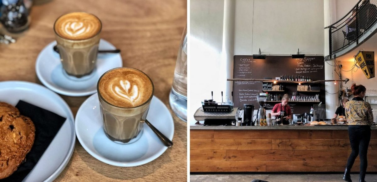 14 Best Coffee Places In Rotterdam