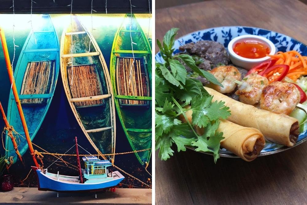 Voor ongeveer €10-15 per persoon kan je lekker én betaalbaar Vietnamees eten bij Deli Tasty. Neem bijvoorbeeld een lekkere noedelsoep met dumplings voor €7,50!