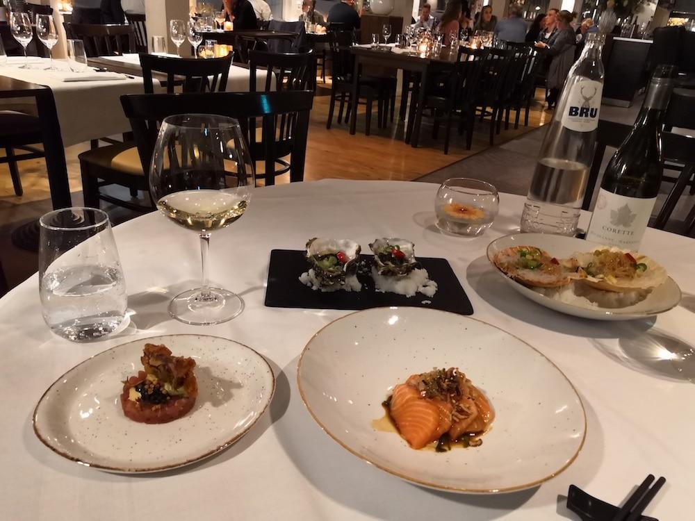 Asian fusion bij Restaurant Chung - Weekends in Rotterdam
