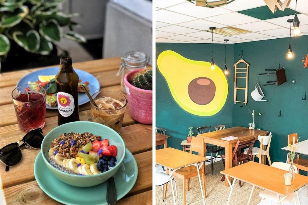 Bij Breakfast in Rotterdam HQ kun je heerlijke ontbijtgerechten bestellen. Deze unieke hotspot in Rotterdam bevindt zich in de tweedehandszaak Spullen voor in je Huis. Alles hier is dan ook te koop, ook de stoel waar je op zit. Dus als je op zoek bent naar een lekker ontbijtje in Rotterdam, is Breakfast in Rotterdam HQ zeker een goede optie!