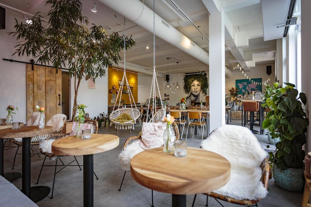 Lot & Daan is een leuke hotspot in Rotterdam. Ideaal voor bijvoorbeeld een lekker ontbijtje in Rotterdam!
