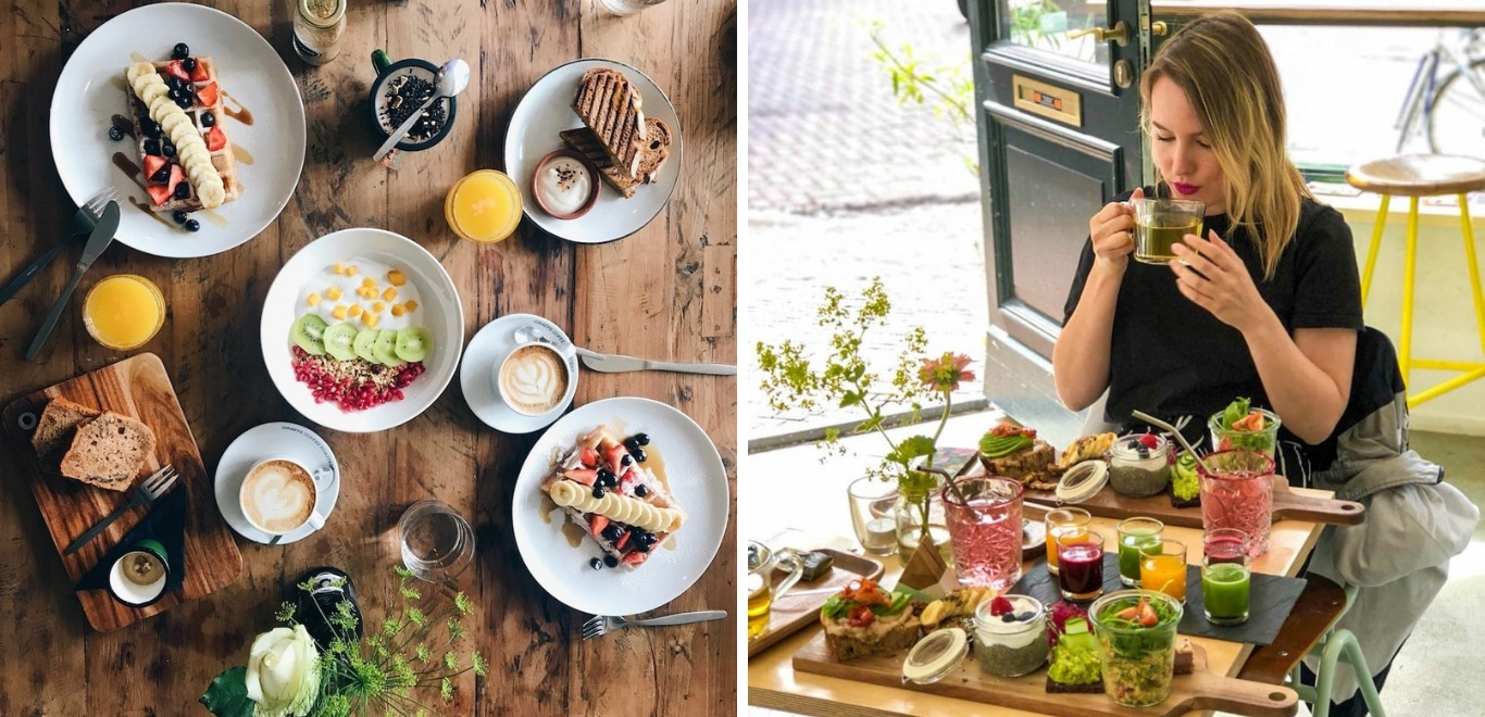 Are you in search for some great vegan friendly breakfast spots in Rotterdam? In this article you can find 8 hotspots in Rotterdam that are not only great for breakfast, but also have plenty of vegan possibilities.