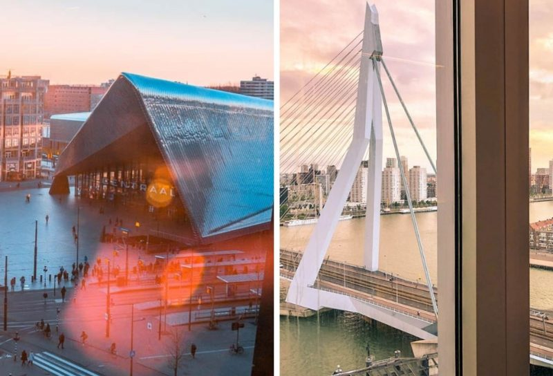 In this article you can find the best things to do in Rotterdam, from popular sight seeing spots to lesser known places in our city and with lots of inspiration for art, architecture, food and drinks!