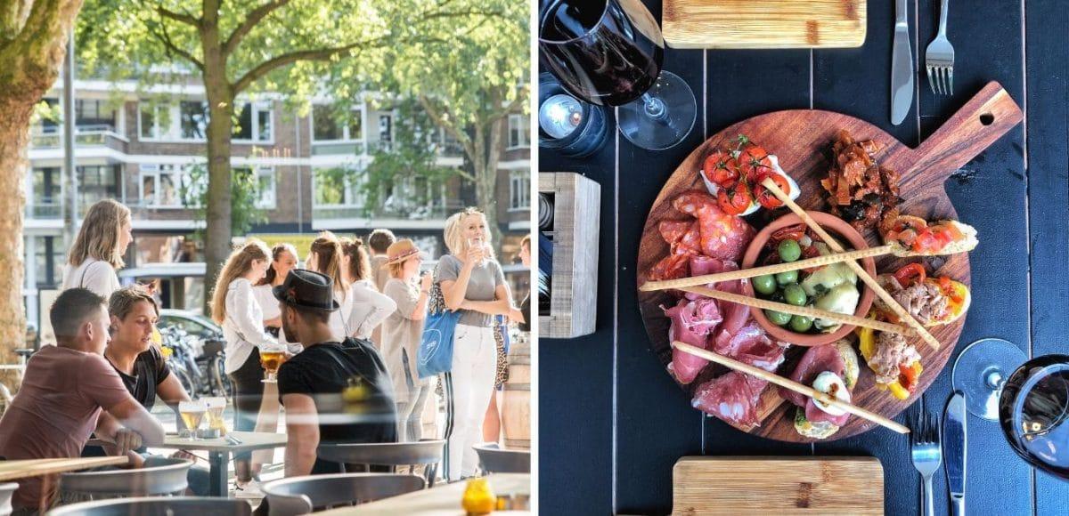 Na een lange dag werken is het heerlijk om nog even met je collega's de stad in te gaan en een drankje te doen. Het is de ideale afsluiting van de dag of begin van de avond. Om je op weg te helpen, delen we hierbij de leukste plekken om te borrelen in Rotterdam!