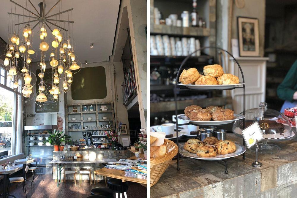 Croissantjes, scones, boterhammen en niet te vergeten hun overheerlijke quiches. De Bakkerswinkel is een gezellig tentje in Kralingen en in het centrum, waar iedereen eigenlijk wel wat op het menu kan vinden. Een gezellige plek voor een lunch date in Rotterdam!