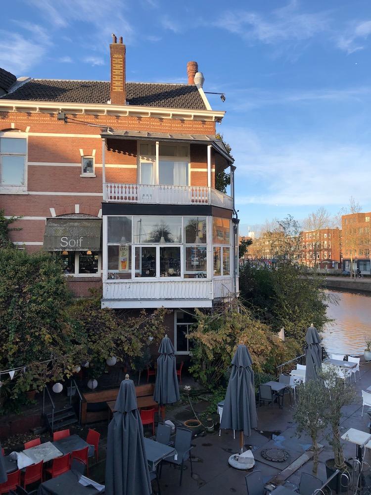 Lekker en betaalbaar uiteten bij restaurant Soif in Delfshaven!
