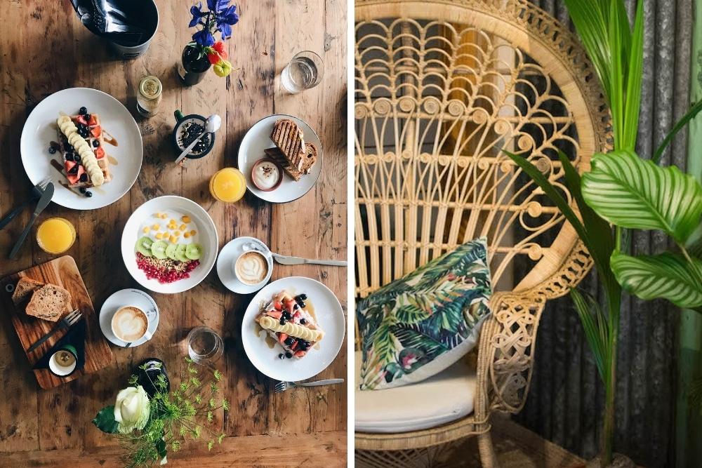 """Bij Backyard kan je op elk moment van de dag terecht; ontbijt, lunch, diner of om een kopje koffie te drinken. Backyard gelooft in een duurzame toekomst en wil dat mensen leren dat plantaardig makkelijk en lekker kan zijn. Op hun menu staat: """"Een plek waar iedereen heerlijk kan eten, ongeacht of je vegetariër, veganist of een vleeseter bent die op avontuur gaat."""""""