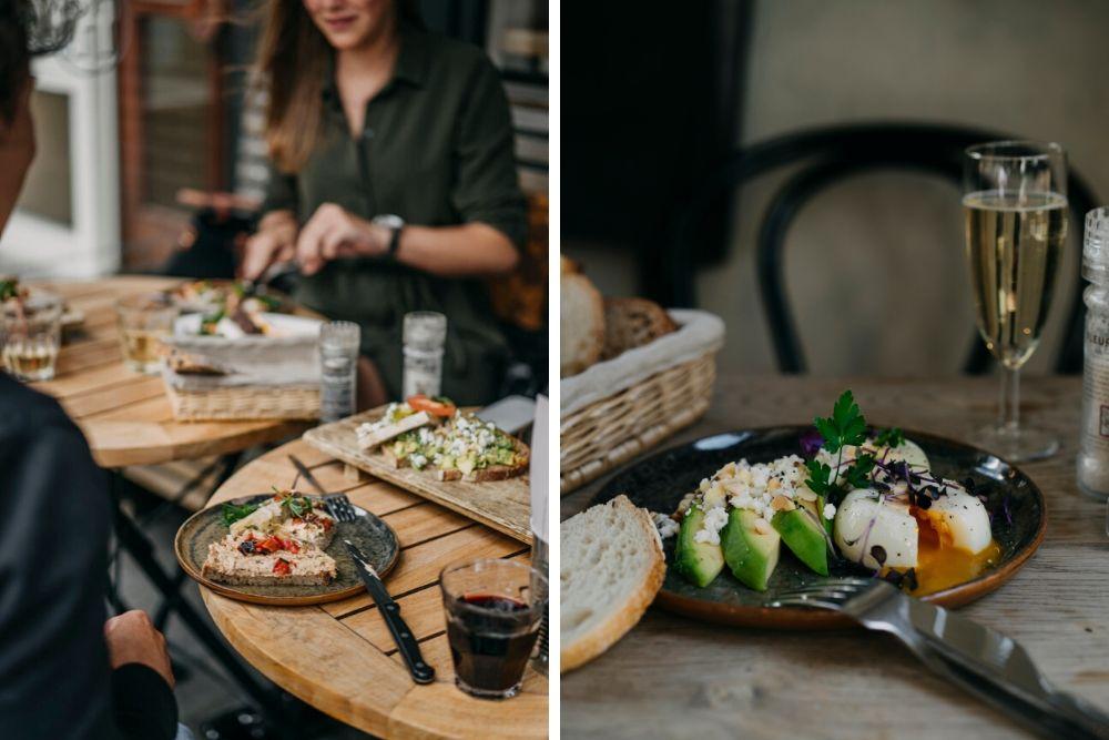 Vlaamsch Broodhuys is een heerlijke plek om te ontbijten, brunchen of lunchen in Rotterdam. Hier serveren ze echt super lekker brood uit hun eigen bakkerij. Kies van hun uitgebreide menu bijvoorbeeld één van hun vers belegde boterhammen van Dimitri, zoals de Avocado boterham of de Bonito Tonijn.