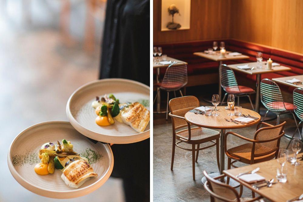Geïnspireerd door kookstijlen vanuit de hele wereld, serveren ze bij Héroine verschillende gangen-menu's en begeleidende wijnen, met zorg uitgekozen door hun sommelier. Echt een leuk restaurant in Rotterdam als je goed wilt eten en lang wilt (na)tafelen.