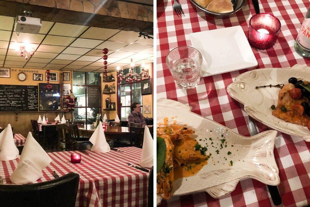 La Salute is een sfeervol Italiaanse familierestaurant. Het is een waar Rotterdams begrip, vooral in Hillegersberg. Volgens Siciliaanse specialiteiten eet je hier overheerlijke pasta's en pizza's, terwijl eigenaar Libero er elke avond weer een gezellig feestje van maakt met zijn gasten.
