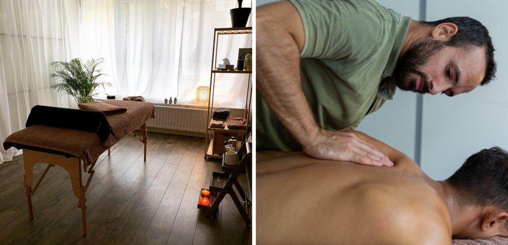 Als voormalig danser weet Konstantinos precies wat je lichaam nodig heeft om zich weer op te kunnen laden voor een volgende fysieke uitdaging. Met een focus op relaxmassages, sportmassages of chronische pijn massages, loop je hier fit de deur uit.