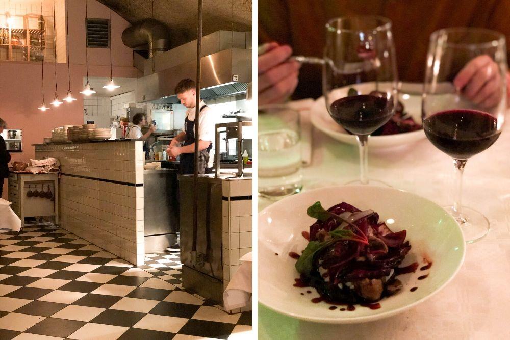 In Restaurant de Jong in Rotterdam werken ze samen met zorgvuldig gekozen boeren, vissers, slagers en leveranciers. Zo koken ze elke avond met het beste wat de natuur heeft te bieden. De gerechten hebben vooral seizoensgroenten, kruiden en bloemen in de hoofdrol. Dat zorgt voor kleurrijke, pure gerechten die echt heerlijk smaken!