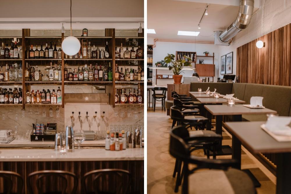 Bij Williams Canteen werken ze volgens een all-day concept. Dat betekent dat je naast ontbijt, lunch en diner ook aan kunt schuiven voor een lekkere cocktail! Over alles is nagedacht: het interieur - dat een knipoog geeft naar de jaren'30, de smaakvolle koffie, de unieke gerechten én natuurlijk de cocktails. Deze zijn zorgvuldig bedacht en worden in sommige gevallen zelfs geserveerd in blik; een unieke twist die ze bij Williams Canteen eigen hebben gemaakt. Met hun locatie om de hoek van de Witte de Withstraat, is het een top plek om je vrijdag- of zaterdagavond te beginnen, door te brengen of te eindigen.