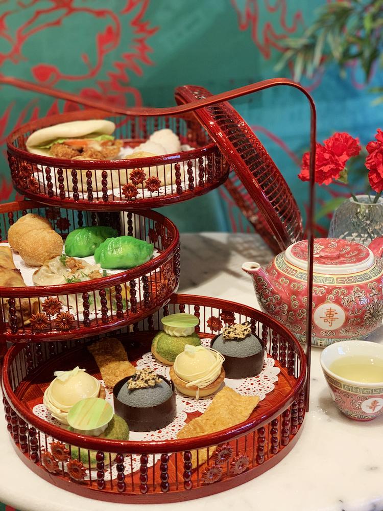 De bijzondere high tea bij Shanghai Papa.