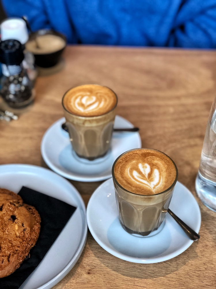 Bij Harvest Coffee Brewers serveren ze hoge kwaliteitskoffie!