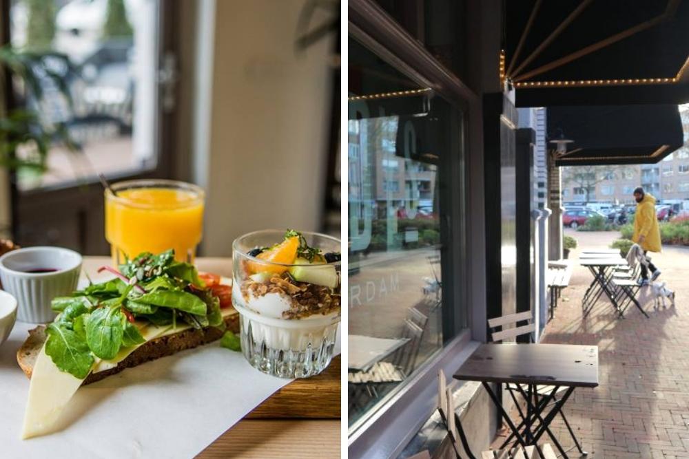 Jordy's Bakery is een fijne plek voor een lekkere lunch met twee locaties in Rotterdam. Veel Rotterdammers zijn bekend met Jordy's Bakery en dan vooral met het heerlijke brood dat ze hier verkopen. Je proeft écht de kwaliteit en dat ze verstand hebben van het vak.