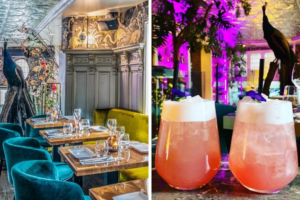 Gelegen in Kralingen Rotterdam, naast de Admiraliteitshaven, vind je de eye-catching cocktailbar én restaurant YOLO. In de zomer een heerlijke plek om op het terras (met uitzicht op het water) te genieten van een drankje en in de avonden ideaal voor een cocktail zoals 'The Naughty Schoolgirl' of 'The Golddigger'.