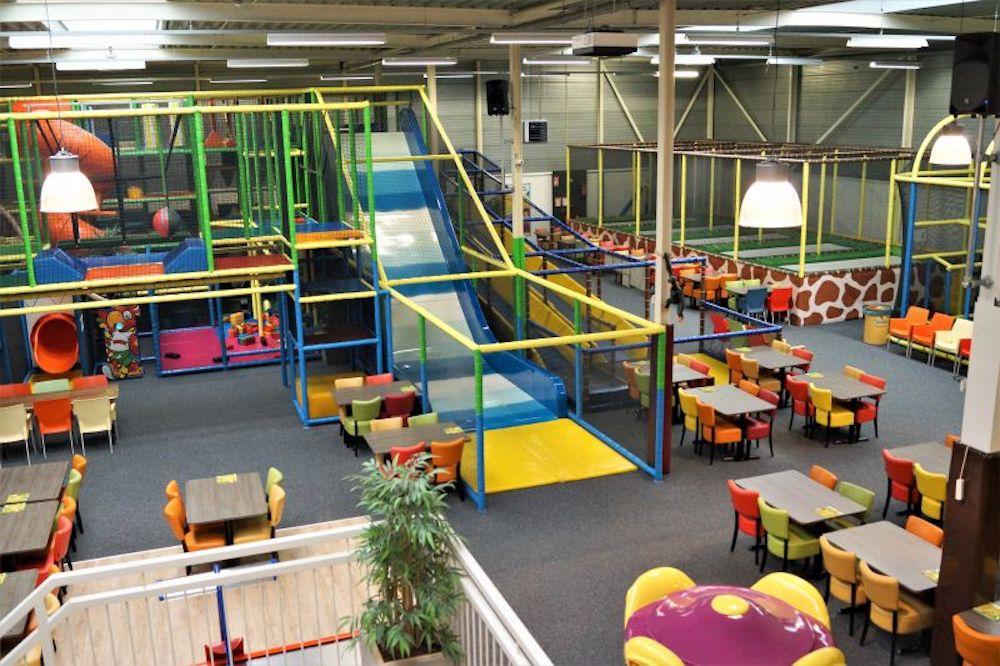 Een super leuke uitje voor kinderen in Rotterdam: Bungelland!