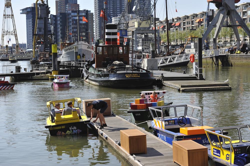 Een leuk dagje uit met de kinderen in Rotterdam: dat kan bij Kids Marina!