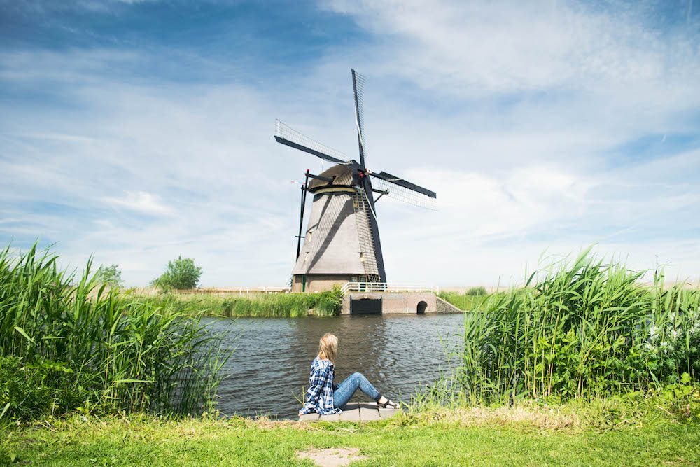 Ga een dagje naar Kinderdijk vanuit Rotterdam!