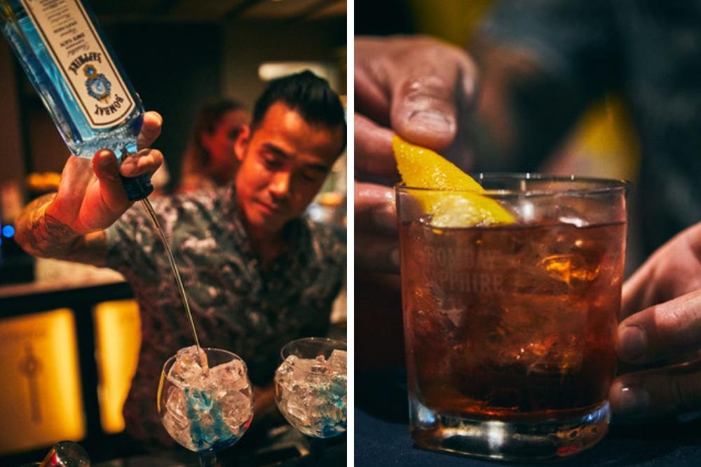 Omdat het Rotterdamse nachtleven op z'n gat ligt, moeten we creatief zijn. Want ook thuis kan je een feestje bouwen. Om dit te doen slaan we de handen in één met misschien wel de beste cocktailbar in de stad, namelijk Dr. Rotterdam! Hieronder deelt bartender Chi-Ho hoe je de classics maakt.