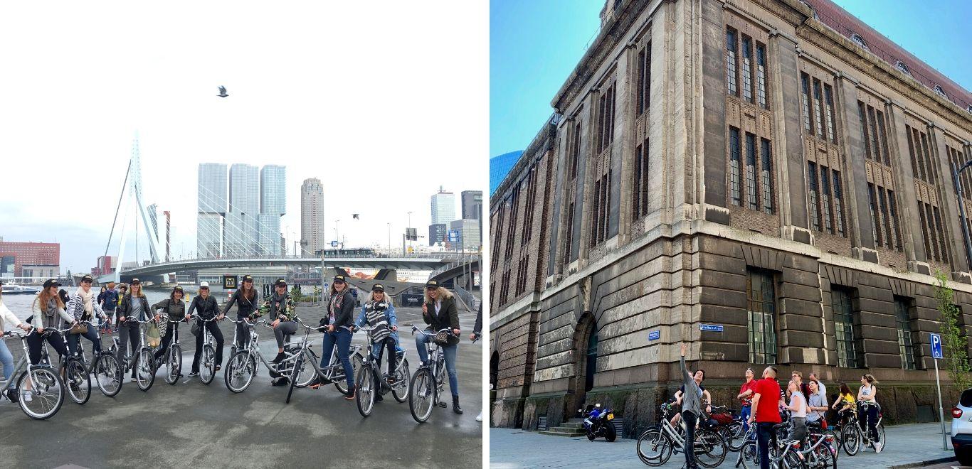 Om het meeste uit je trip naar Rotterdam te halen, is het daarom aan te raden om een leuke tour te boeken. En gelukkig zijn die er genoeg! Ervaren gidsen leiden je rond en vertellen je alle ins and outs van de stad.