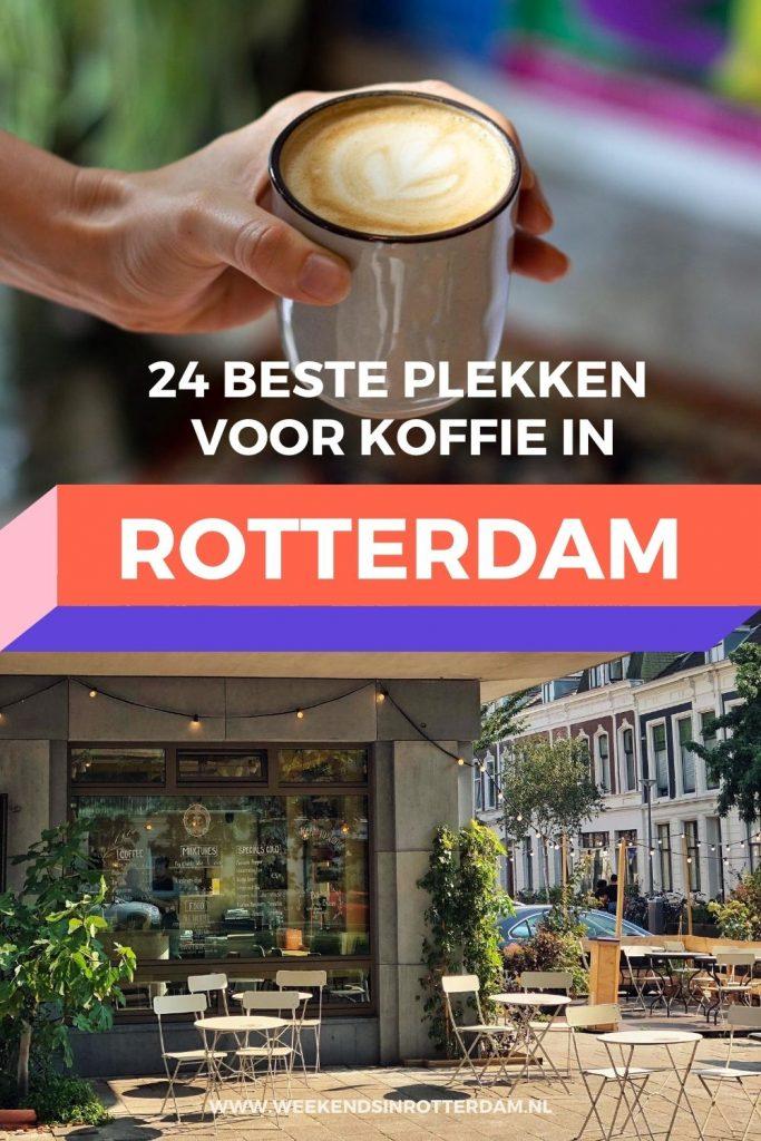 In dit artikel kun je de leukste koffie plekken van Rotterdam vinden!