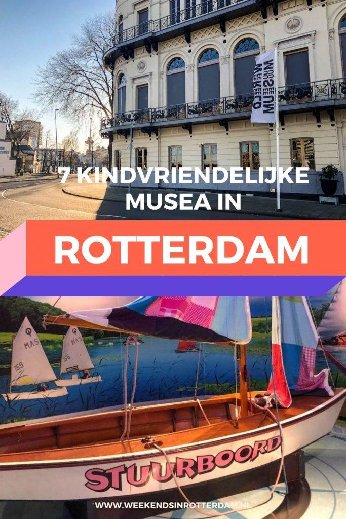 Op zoek naar kindvriendelijke musea in Rotterdam? Lees dan gauw dit artikel!