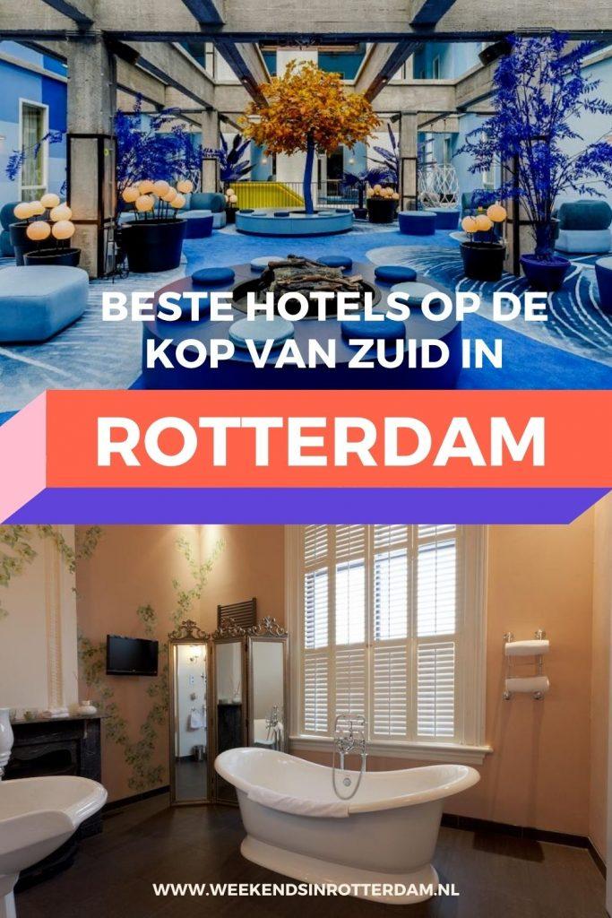 Ben je op zoek naar fijne hotels op de Kop van Zuid in Rotterdam? Bekijk dan zeker dit artikel met de beste hotels in deze fijne buurt in Rotterdam.